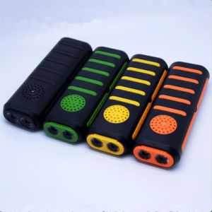 3 in 1 Bluetooth Speaker Power Bank 4000mAh with LED Flashlight pictures & photos