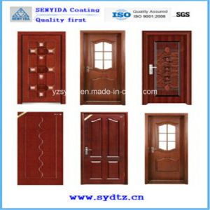 Professional Powder Coating Paint for Security Doors pictures & photos