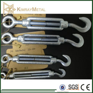 Carbon Steel Forged Wire Rope Turnbuckle DIN1480