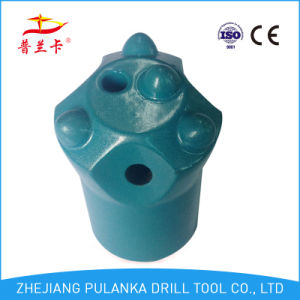 42mm 7degree 4 Buttons High Qualiry Carbide Tapered Granite Drill Bit pictures & photos
