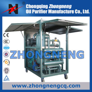Double Stage Vacuum Transformer Oil Purifier pictures & photos