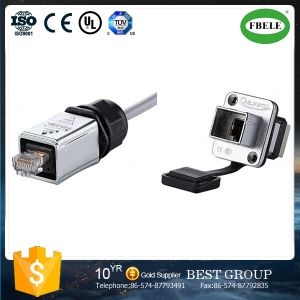 UL Approved 8p8c RJ45 Metal Connector pictures & photos