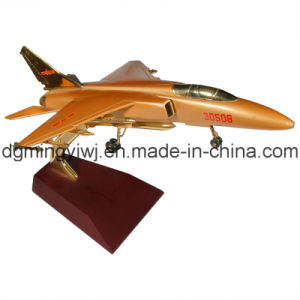 Aluminum Alloy Die Casting for Aircraft (AL9063) with Beautiful Color Made by Mingyi From China