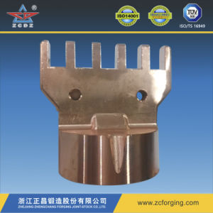 Copper Fitting by Forging for Machinery pictures & photos