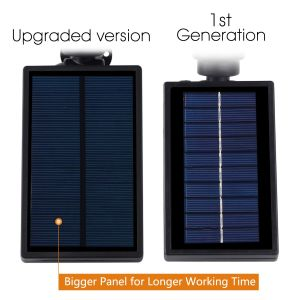 Waterproof 4 LED 200 Lumens Solar Wall Lights in-Ground Lights Solar Outdoor Lighting Solar Wall Light pictures & photos