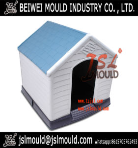 High Quality Injection Plastic Dog House Mold pictures & photos