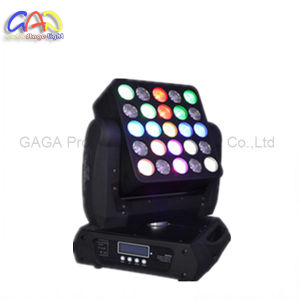 5*5 LED DMX Control Moving Head Matrix Stage Lighting pictures & photos