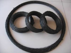 Guarantee Iron Wire Black Annealed Wire pictures & photos