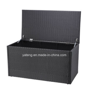 China Outdoor Furniture Cushion Box Waterproof Storage Box Durable