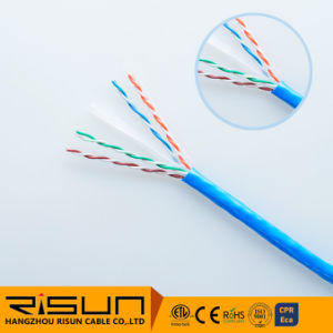 RoHS Approved LAN Cable UTP CAT6
