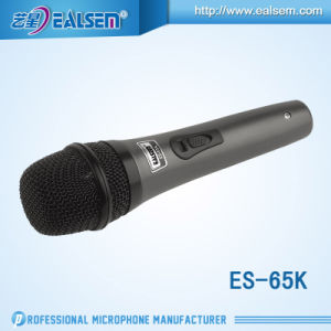 High Quality Wire Dynamic Microphone Karaok Music Microphone