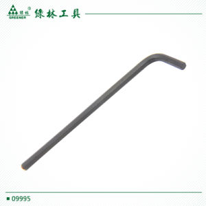 Single Black Extension Hex Key Wrench