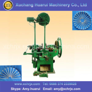Good Quality High Speed Roofing Nail Making Machine pictures & photos