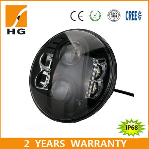 7inch CREE Harley LED Driving Light for Jeep LED Work Light