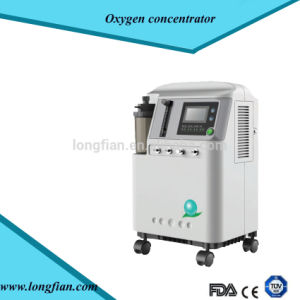Low Noise High Purity Oxygen Concentrator Oxygen Therapy pictures & photos