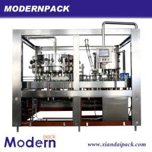 Carbonated Drink Filling Machine Production Line (CGF18-18-6) pictures & photos