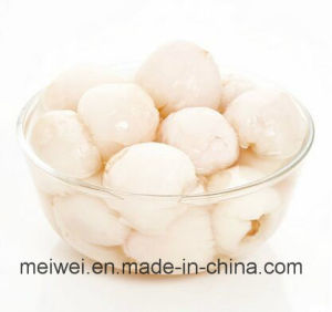 567g Canned Lychee in Light Syrup pictures & photos