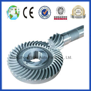 Industrial Reducer Bevel Gear by Gear Grinding pictures & photos