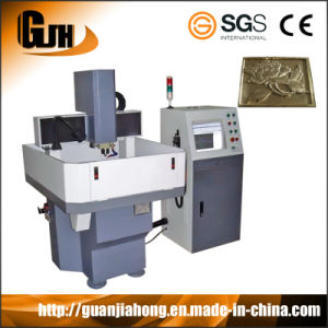 2.2kw Constant Power Spindle, Cast-Iron T-Slot Table, Metal Mold CNC Router pictures & photos