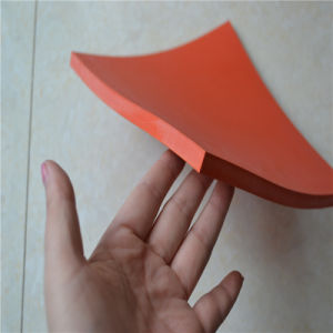 10mm Red SBR Rubber Sheet Rubber Pad pictures & photos