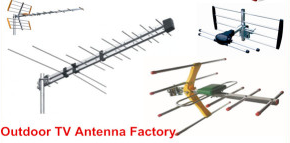 Digital Outdoor Antenna with 10m Cable pictures & photos