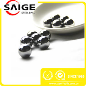 Chinese Supplier Chrome Steel Ball with ISO9001 Certification