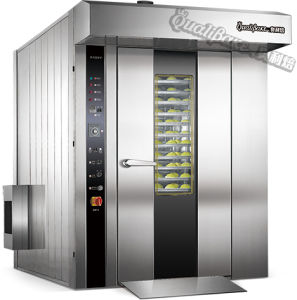 Commerical Heavy Duty Electric, Diesel, Gas Rotary Oven for Bakery Room