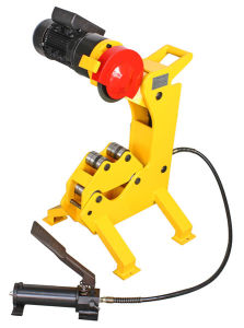"Portable Steel Pipe Cutting Machine for Pipes to 12"" pictures & photos"