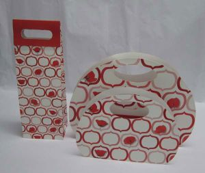 Tote Style Paper Packaging Bag FM Dongguan Manufactuere
