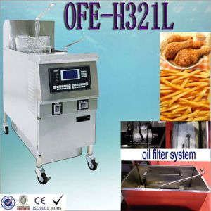 Ofe-H321L Electric Automatically Lift Open Fryer pictures & photos