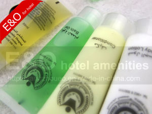 Hotel Amenities Set Cosmetic Shampoo Plastic Hotel Tubes pictures & photos