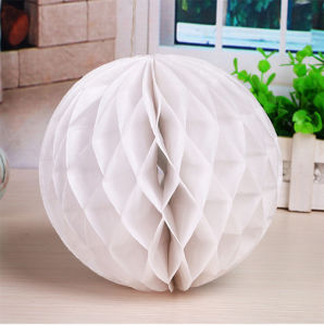 Chinese Lanterns For Birthday Ornaments Decoration Honeycomb Paper Balls Baptism Decorations Deco Anniversaire