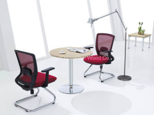 Modern Small Round Office Meeting Table (HF-DR005) pictures & photos