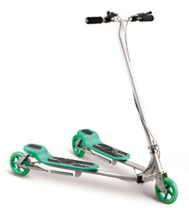 3 Wheel with Light Swing Scooter (GX-H15)