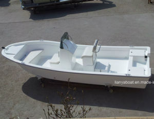 Liya 8 Persons Rigid Dinghy Fiberglass Fishing Boat pictures & photos