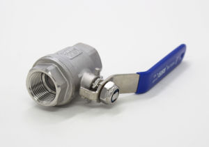2PC Stainless Steel Gas Valve pictures & photos