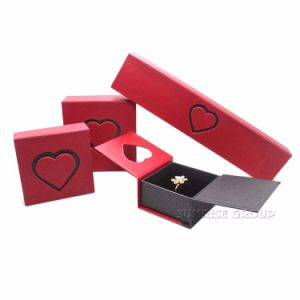 Ring Necklace Bracelet Earring Paper Packaging Jewelry Box