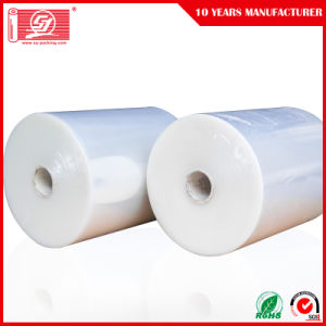 50kg Transparent LLDPE Jumbo Roll Wrap Roll PVC Roll pictures & photos