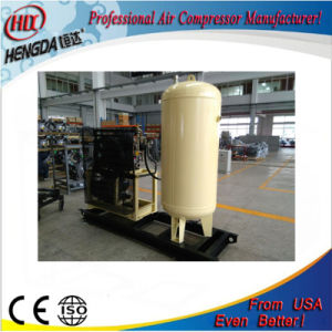 Hengda High Pressure Air Compressor with Air Tank Precision Filter pictures & photos