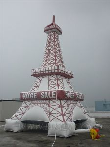 Inflatable Eiffel Tower Huge Advertising Balloon (K2053) pictures & photos