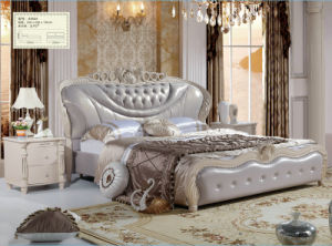Bedroom Sets.China Wholesale Shop Price Bedroom Furniture Sets Leather Bed