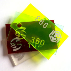 Top Quality Translucent Plastic Acrylic Sheet