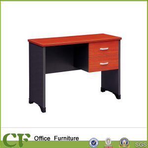 Commercial Furniture Selling Wood Hanging 2 Drawers Office Side Table