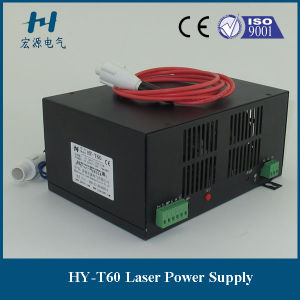 60W CO2 Laser Power Supply for Laser Tubes