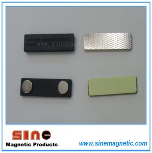 Magnetic Name Badge Holder Sc-07 pictures & photos