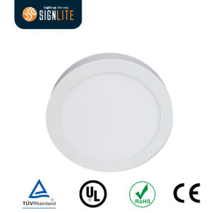 Surface Mounting Installation Round Be Used in Hotel Market 6W12W18W24W Commercial White LED Panel Light pictures & photos