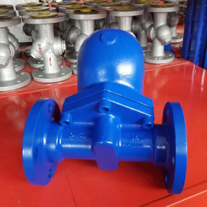 Flanged Lever Ball Float Type Steam Trap (CS41H-16) pictures & photos