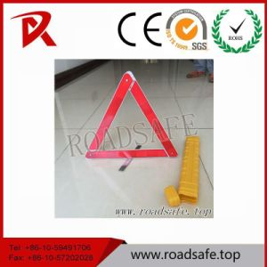 Parking Sign Safety Warning Triangle Board Sign Emergency Stop Sign pictures & photos