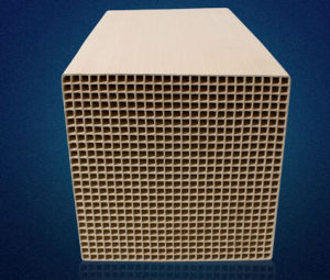 Alumina/Mullite/Corundum Mullite Honeycomb Ceramic Heater for Rto pictures & photos