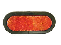 "6.5""LED Round Clearance/Marker Light"
